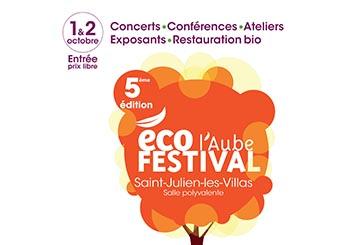 Ecol'Aube Festival 2016