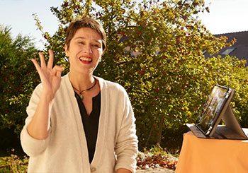 Présentation vidéo d'Isabelle Gordien Aichhorn