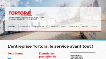 L'entreprise Tortora