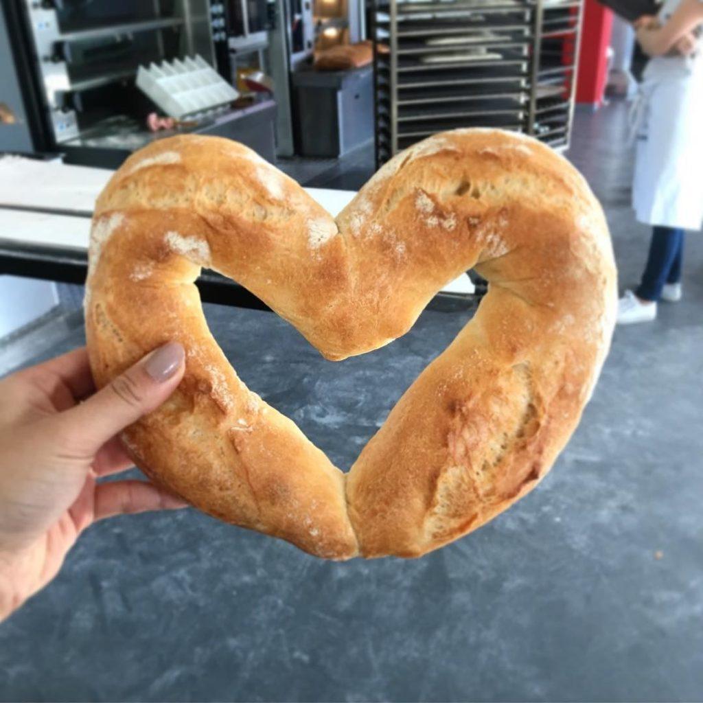 Tortora : L'amour du métier de boulanger