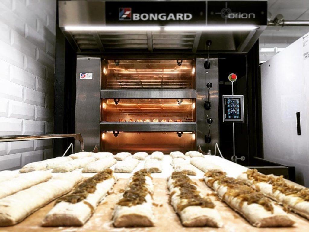 Équipement Tortora, boulangerie a Bouilly dans l'Aube près de Troyes