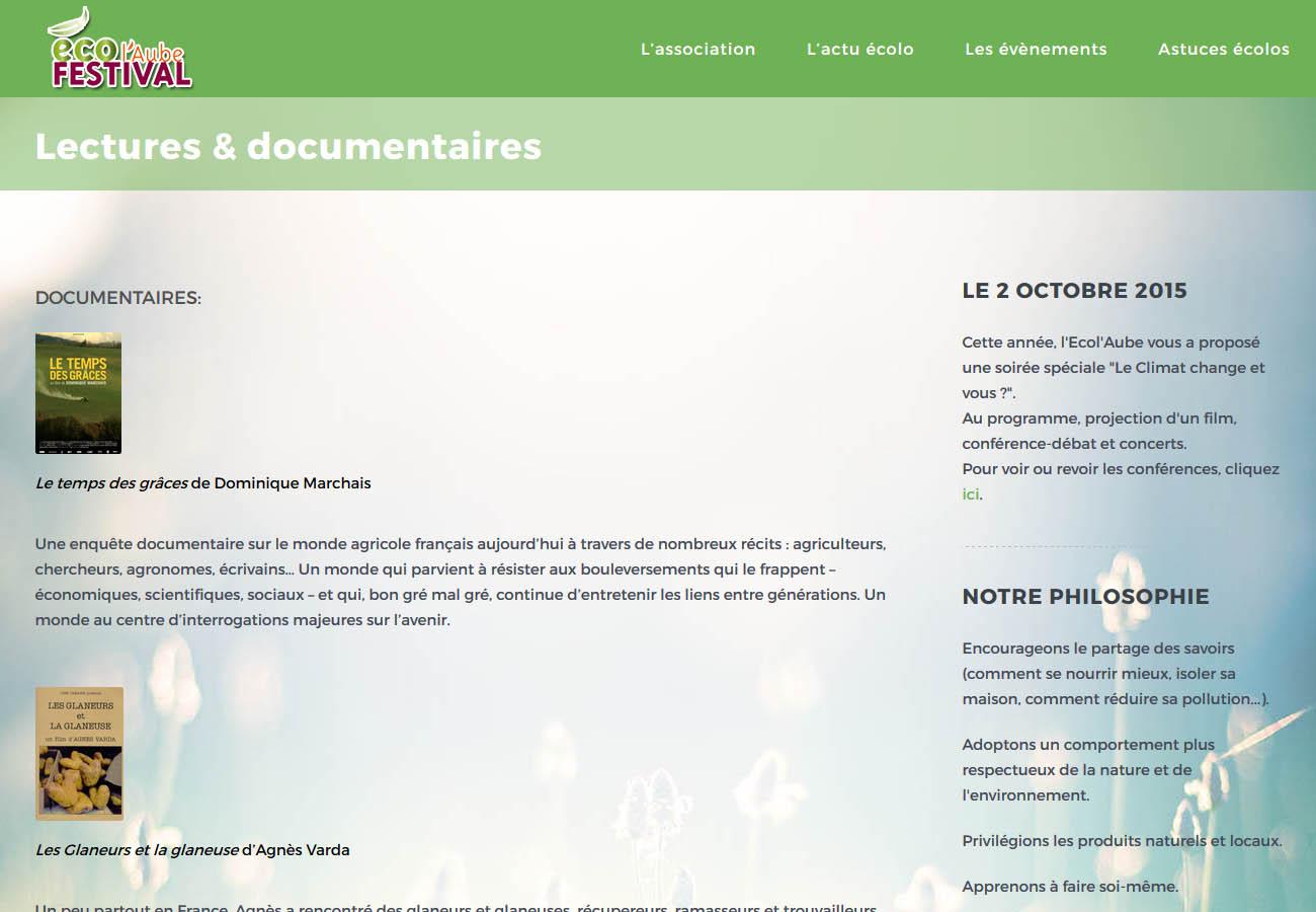 Ecol'Aube Festival 01
