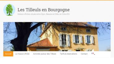 Chambre d'hôtes : Les tilleuls en Bourgogne